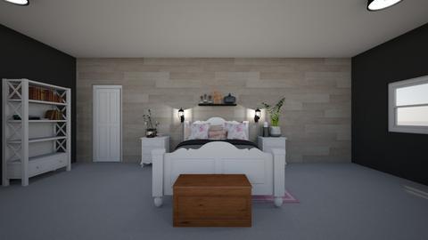 Lea Medina 1  - Bedroom  - by lea medina