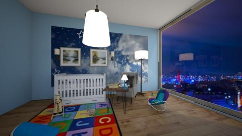 free - Modern - Kids room  - by hicran yeniay