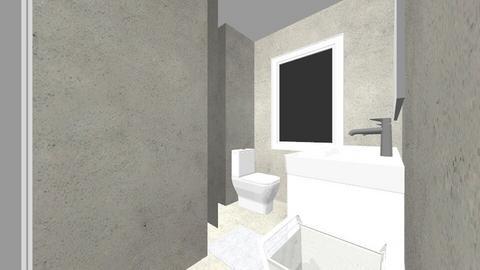 Badkamer 1 - Bathroom  - by Chandraliu