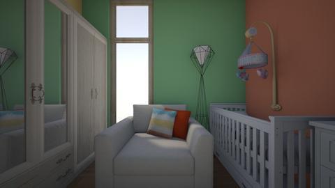 baba - Modern - Kids room  - by Ritus13