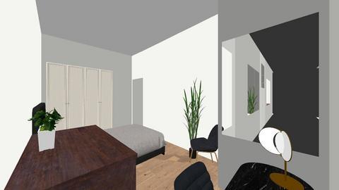 neli 26 - Bedroom - by layasi