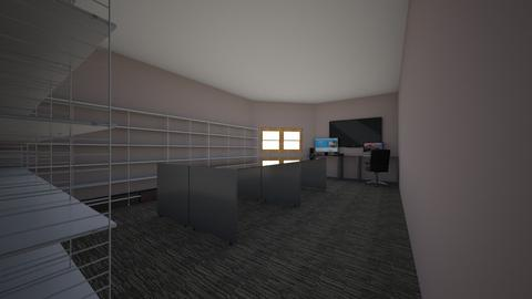 Snipa Sports Cards  - Office  - by blakew13