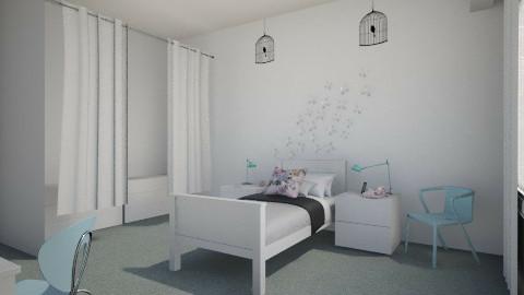 Bella - Bedroom - by so_lejit135