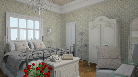 12 Yr Old Room - Classic - Bedroom  - by xx_cordelia_xx