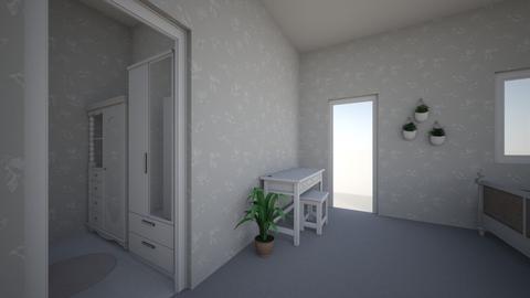 bed room - Modern - Bedroom  - by MegMeg14