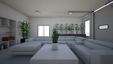 Visual Texture Room - Modern - Living room  - by ijohnson270