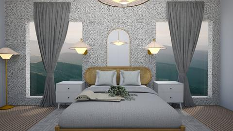 Blurry Bedroom  - Bedroom  - by Happyperson567