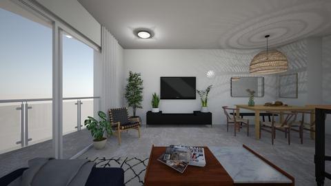 Adi livingroom 189 - Living room  - by erlichroni