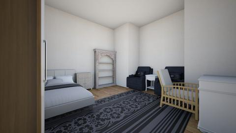 Bedroom 1 - Modern - Bedroom  - by Snowpup