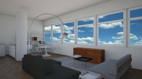 Stephan - Living room  - by Tabitha Knight
