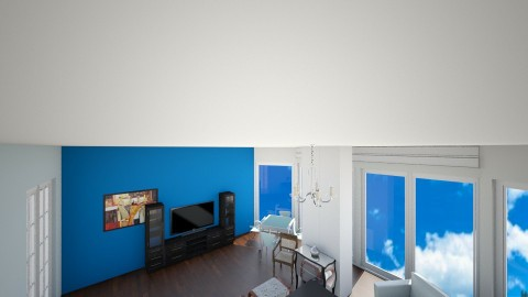 Living10A - Living room - by hala amroussy