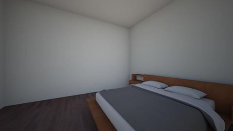My Bedroom - Bedroom - by amandaellenoliveira