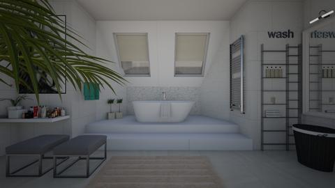 22 - Bathroom - by litalstayler