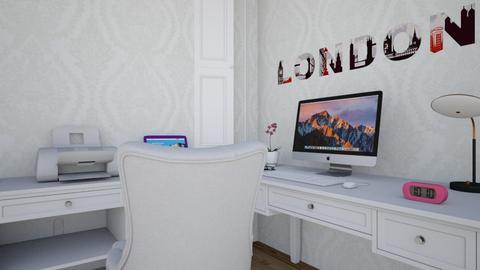 Office - Feminine - Office  - by FannySanchez069