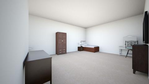 Bedroom - Modern - Bedroom  - by snowcookie9000