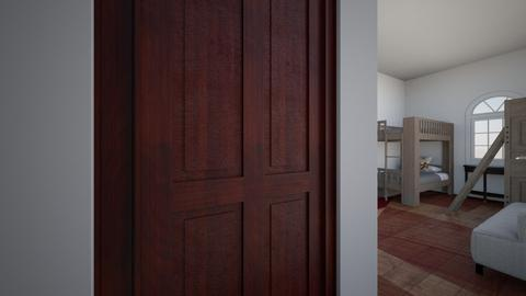 maisonnette - Living room  - by aurorad2008