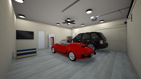 garage - Classic - by 29catsRcool