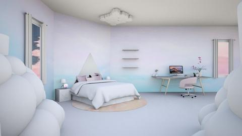 Unicorn bedroom - Kids room  - by Aristar_bucks