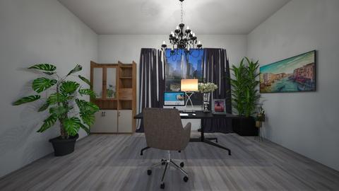Office - Modern - by Maria Rachel