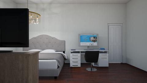 amiya room - Modern - Bedroom  - by amiya2009