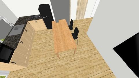 Mieszkanie Nasypowa - by kgapanowicz