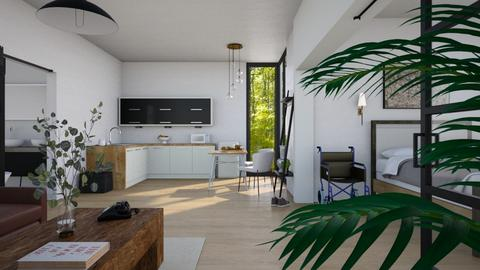 Modern home for elder - by paradise look