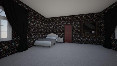 bedroom - Bedroom  - by kalebpaulson