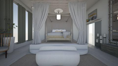 Retreat - Bedroom - by jademydeco