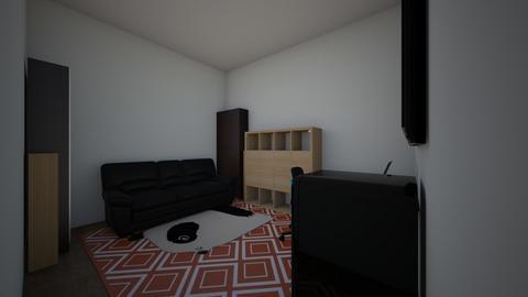 Justin room - by jcelmer