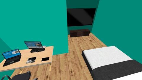 1 - Bedroom  - by kacpersarad