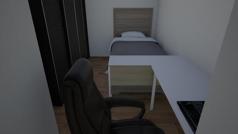 Dream Room - Modern - Bedroom  - by KOBE DE SMET