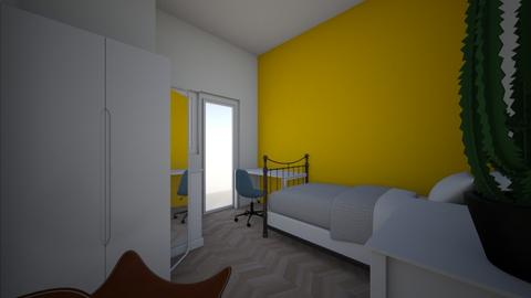 pucks - Bedroom - by jansen_barbara