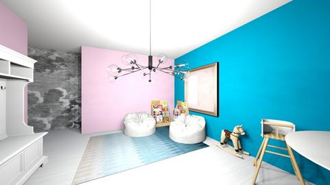 Nursery - Kids room  - by KylaTH