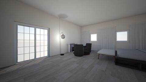 Inara Niaz Floor Plan - Bedroom  - by InaraNiaz