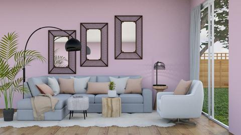 Confortable living room - Living room  - by Victoria_happy2021