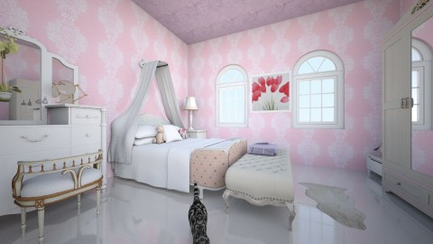 hi - Classic - Kids room  - by olivia lee