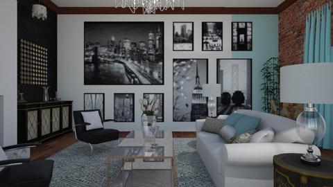 THO3NET - Vintage - Living room  - by decordiva1