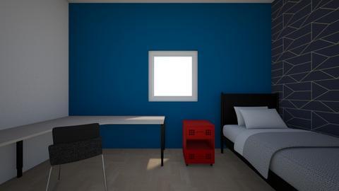 mi habitacion  - Modern - by daniel2bsd