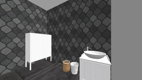 my dream room in my house - Bedroom  - by jojo00