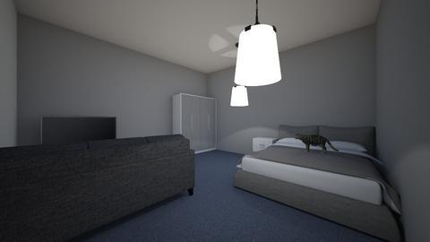 Mohammed Design 1 - Modern - Bedroom  - by Mohammed Khalid Alhamed