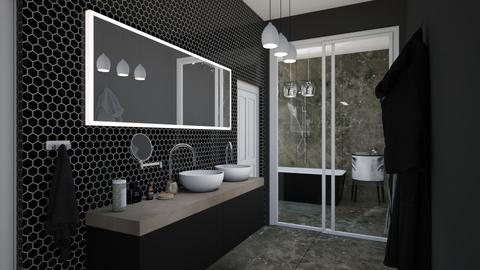 Bathroom - Minimal - Bathroom  - by zom