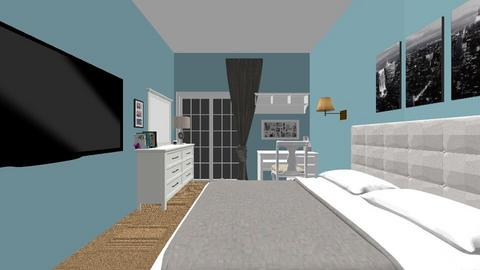 Chrys - Glamour - Bedroom  - by myrsinimarin