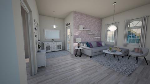 aerials - Living room - by katarina13