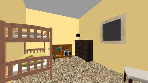 Sabrina Catello period 9 - Bedroom  - by lilg129class