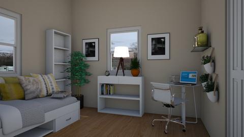 Coronacation Remodel - Bedroom - by lsrrzn