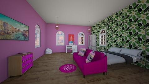 Room - Bedroom  - by queen c