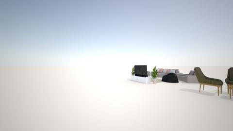 my living room - Modern - Living room  - by tearangamaioteata