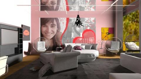 our little corner of love - Modern - Bedroom - by ju1974