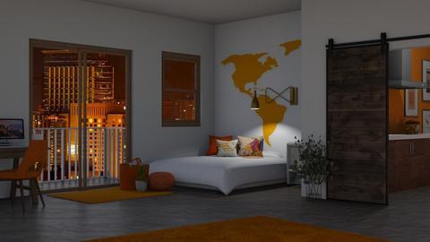 WAO Apartment - by RaeCam
