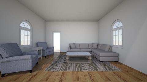 Family room  - Modern - Living room  - by Niko1313